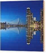 Rotterdam - The Netherlands Wood Print