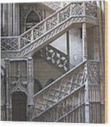 Rouen  France Wood Print
