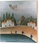Rousseau: Fishermen, 1908 Wood Print