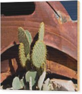 Route 66-63 Wood Print