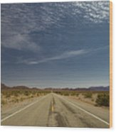 Route 66-76 Wood Print