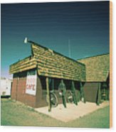 Route 66-86 Wood Print