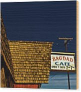 Route 66-88 Wood Print
