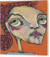 Roxie Box Wood Print