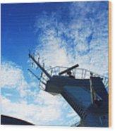 Royal Caribbean Cruise Wood Print