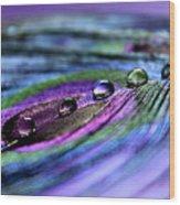 Soul Reflections Wood Print