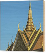 Royal Palace 11  Wood Print