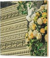 Royal Palace Shrine 04  Wood Print