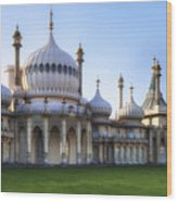 Royal Pavilion Brighton Wood Print