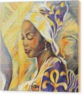 Royal Spirit Wood Print