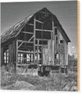 Rt 16 Barn 1302a Wood Print