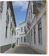 Rua Do Aljube Wood Print