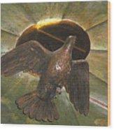 Ruacha - Ruach - Holy Spirit Wood Print