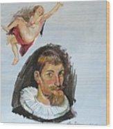 Rubens Copy Wood Print