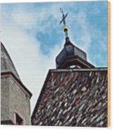 Rudesheim 5 Wood Print