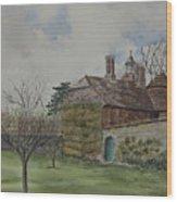 Rudyard Kipling's Bateman's Wood Print