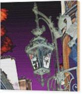 Rue Du Dragon Wood Print