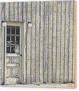 Rugged 2 Wood Print