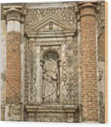 Ruins Of Antigua Guatemala Wood Print