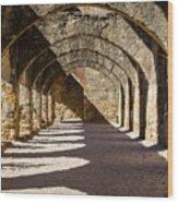 Ruins Of San Jose Wood Print