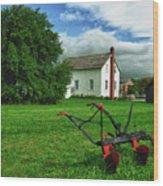 Rural Heritage Wood Print