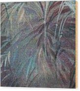 Rush Wood Print