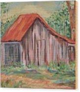 Russel Crow Wood Print
