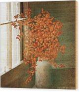 Rustic Bouquet Wood Print