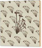 Rustic Hammer Pattern Wood Print