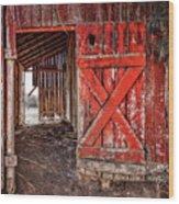 Rustica Wood Print