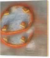 Rust's Second Movement Wood Print
