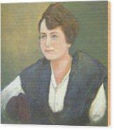 Ruth Wood Print