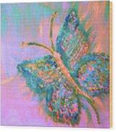 Ryans Butterfly Wood Print