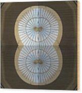 S F Neiman Marcus Seven Wood Print