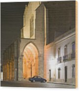 S. Francisco Church Wood Print