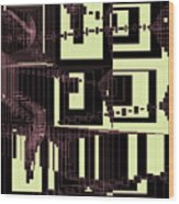 S.7.11 Wood Print