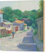 Sabado - Juticalpa Wood Print