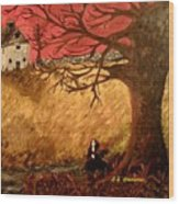 Sabbath Harvest Wood Print