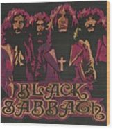 Sabbath Wood Print