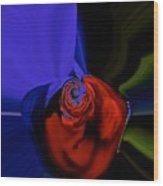 Sacrament Of Love Wood Print