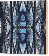Sacred Grove 1 Wood Print