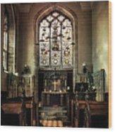 Sacredness  Wood Print
