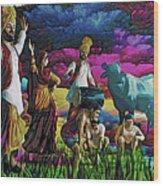 Sadda Punjab Wood Print
