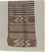 Saddle Blanket Wood Print