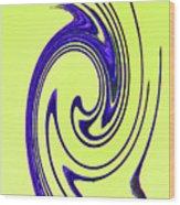Saguaro Spines Abstract Wood Print