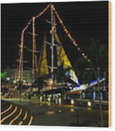 Sail Tampa Bay 2010 Wood Print
