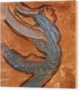 Sailing  - Tile Wood Print