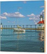 Sailing At St Josephs Wood Print