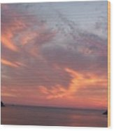 Sailors Delight Wood Print