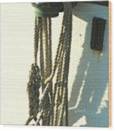 Sailor's Knot Wood Print